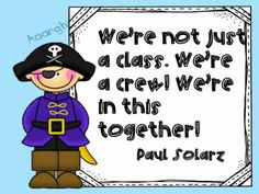 MrsPricesKindergators: Learn Like a Pirate Book Study Chapter 3
