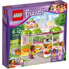 New Lego Friends Sets - At least seven new sets for 2014