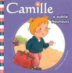 Camille a oublié Nounours  de Nancy Devaux illustré par Aline de Pétigny  Hemma