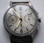 RUSSIAN-WATCHES.INFO - Soviet Vintage Poljot STRELA 3017 Russian Military Chronograph Watch White