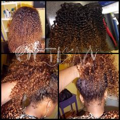 images about crochet braids and weaves on Pinterest Crochet braids ...