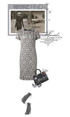 """""""Special moments of our life - vintage find..."""" by matilda66 ❤ liked on Polyvore"""