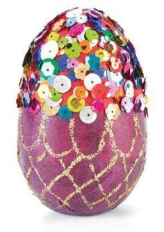 Faux Faberge Egg