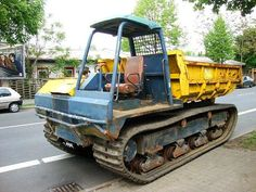 For sale cheap dumper Yanmar C80R-1 Second Hand. Manufacture year: 1995. Working hours: 4500. Weight: 8240 kg. Power: 170kw. Excellent running condition. Ask us for price. Reference Number: AC976. Baurent Romania.
