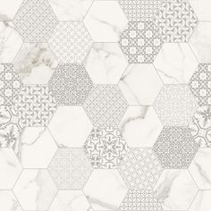 "Hexagon 120x120cm 48""x48"" matte </br> by fondovalle (patiris)"