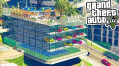 GTA 5 Mods: BILLIONAIRE MANSIONS SHOWCASE! GTA 5 Mods Showcase (GTA 5 Mo...