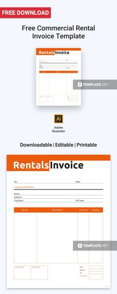 Free Commercial Photography Invoice Commercial And Template
