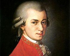 Resultado de imagen de Wolfgang Amadeus Mozart