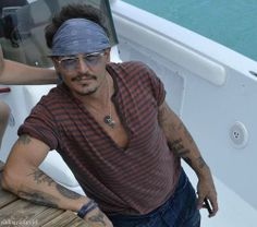 Anyone else in for a Caribbean treat? #JohnnyDepp #Yacht - http://www.clubyacht.net/portfolio-item/johnny-depp-timeless-classic-vajoliroja/