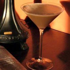 French Vanilla Iced Latte Martini Allrecipes.com, photo by Lucky Noodles, #MyAllrecipes #AllrecipesFaceless #AllrecipesAllstars