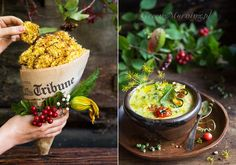 Przepis na pyszne pieczone chipsy z cukinii i piękna jesienna cukiniowa sesja dla Weranda Country