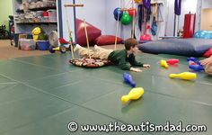 Here's how Emmett's OT evaluation went  http://www.theautismdad.com/2015/10/21/heres-how-emmetts-ot-evaluation-went/  Please Like, Share and visit our Sponsors  #Autism #Family #SPD #SpecialNeedsParenting #Aspergers #Parenting #Sensory #ADHD #Awareness #AutsimAwareness #RobGorski #TheAutismDad #AutismDad #Divorce #SingleParenting #AutismParenting