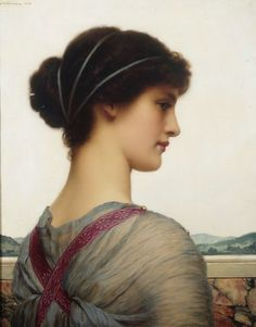 John William Godward A Classical Beauty - The Largest Art reproductions Center In Our website. Low Wholesale Prices Great Pricing Quality Hand paintings for saleJohn William Godward John William Godward, John William Waterhouse, Lawrence Alma Tadema, Pre Raphaelite Brotherhood, Portraits, Classical Art, Ancient Rome, Margaret Atwood, Classic Beauty
