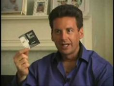 how to make an impression.  He is right, I hate him, but i would keep his business card.
