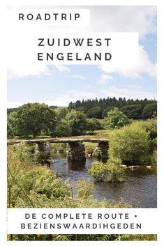 Een complete route voor jouw roadtrip door Zuidwest Engeland.