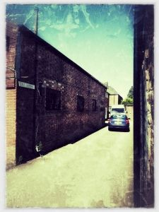 Byeways of Camberley - The Mews