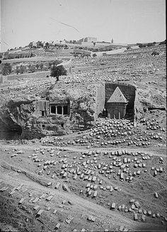 הר הזיתים  1900 Mount of Olives, Jerusalem
