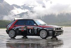 Lancia Delta HF Integrale
