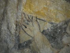 After restoring midieval mural paintings (1530) at church of Garmerwolde, Groningen, The Netherlands. Restoring project: april - november 2013 www.bouwhuisjourn... + Lut Gielen