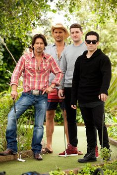 The Almighty Johnsons (official)
