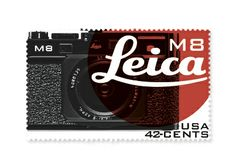 Leica stamps created for a class project at Columbia College Chicago. Columbia College Chicago, Class Projects, Leica, Stamps, Behance, Seals, Postage Stamps, Stamp, School Projects