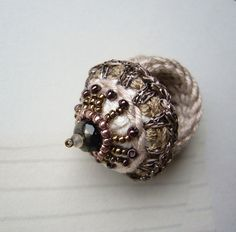 Ringe - ••• Häkelring ••• - ein Designerstück von crochet bei DaWanda