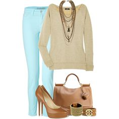 """fall casual"" by partywithgatsby on Polyvore"