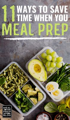 11 Brilliant Ways To Save Time When You Meal Prep weeklymealprep Time Saving Tips For Meal Prepping&; 11 Brilliant Ways To Save Time When You Meal Prep weeklymealprep Time Saving Tips For Meal Prepping&; Lunch Meal Prep, Easy Meal Prep, Healthy Meal Prep, Healthy Foods To Eat, Easy Meals, Healthy Eating, Healthy Recipes, Tips For Meal Prepping, Survival Prepping
