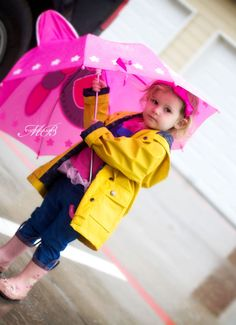 April showers bring May flowers :) Rainy day photos.