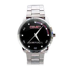 Paper Priinted Wrist Watches XADO042 2014 GMC Sierra 1500 Logo Sport Metal Watch