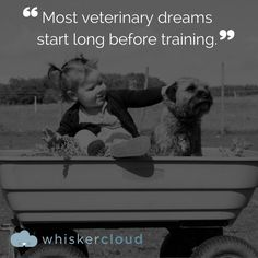 WhiskerCloud builds beautiful, custom veterinary websites with built-in SEO, analytics, and cloud hosting features. The best custom veterinary websites. Veterinarian Quotes, Study Hard Quotes, Veterinary Medicine, Everything Baby, Pet Grooming, Dog Quotes, Baby Shop, The Good Place, Cute Babies