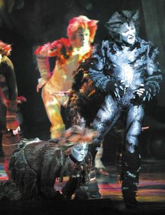 """Still from the Broadway classic """"Cats""""."""