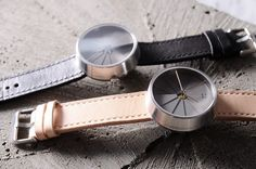 A Watch that Connects Time and Space | Yanko Design