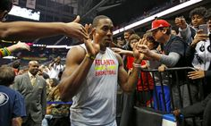 Dwight Howard making a massive difference early in Atlanta = The Atlanta Hawks replacing Al Horford for Dwight Howard during the offseason was largely seen as a downgrade. Horford was coming off two straight All-Star seasons, and Howard was coming off of a tumultuous campaign with.....