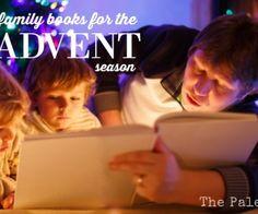 Family Books for Advent Season