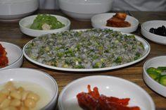 산낙지 탕탕이...부드럽게 입안으로 쏙쏙 빨려들어간다-순광식당에서 20130712