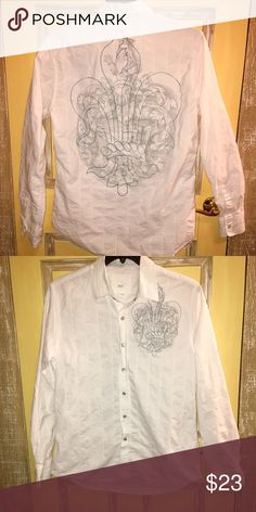Spotted while shopping on Poshmark: Men's Buckle Shirt! #poshmark #fashion #shopping #style #BKE #Other