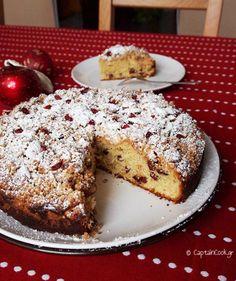 Cake Frosting Recipe, Frosting Recipes, Dessert Recipes, Desserts, Cooking Time, Cooking Recipes, New Year's Cake, Greek Recipes, Bread Baking