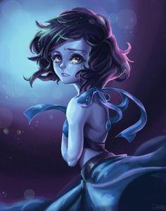 Steven univers - Lapis lazuli