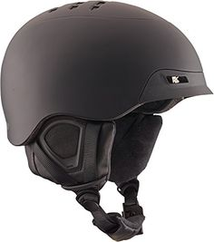 Anon Men's Nelson Helmet, Black, Small ** Learn more by visiting the image link.