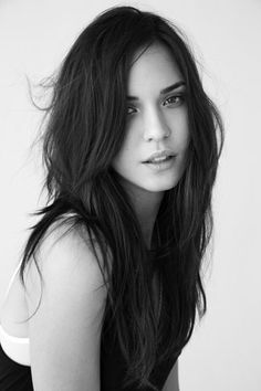 Odette Annable by Marcus Mam