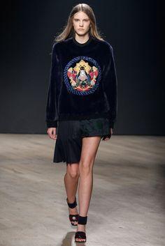 Mary Katrantzou Fall 2014 Ready-to-Wear Fashion Show - McKenna Bird