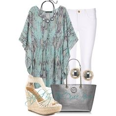 A fashion look from July 2014 featuring Vix, skinny jeans and wedge sandals. Browse and shop related looks.
