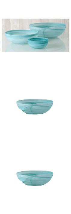 Turquoise Decorative Bowl Shiraleah  Bark Oval Bowl #1085011 012 015  Shiraleah