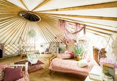 great yurt