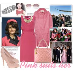 """Baby (light)Pink Linen Sundress (hats optional) - style should be very Jackie Kennedy and Audrey Hepburn... star of """"Breakfast at Tiffany's"""""""