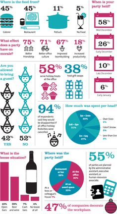 23 Best Holiday Survey Datapoints images in 2013 | Info graphics