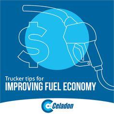 Trucker Tips for Improving Fuel Economy