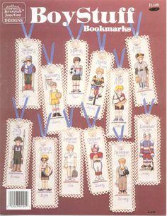 Schematic cross stitch Boystuff 01