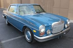Un-Messed With Driver: 1970 Mercedes-Benz 250 C | Bring a Trailer